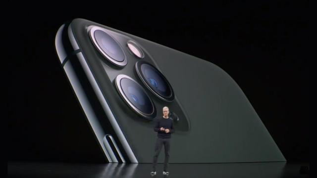 iPhone 11, Apple annuncia i nuovi modelli: presente fotocamera da 12 megapixel