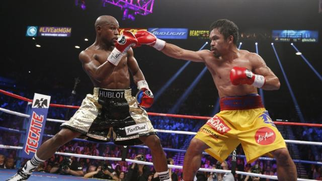 Floyd Mayweather claims he will fight Manny Pacquiao in Tokyo exhibition bout