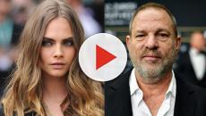 Cara Delevingne afirma que sufrió acoso y discriminación del productor Harvey Weinstein