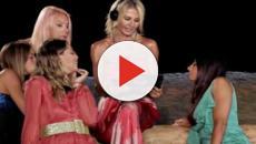Temptation Island Vip, Nathalie chiede il falò di confronto con Andrea dopo vari video