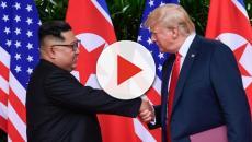 Kim Jong-un invites Donald Trump to visit Pyongyang