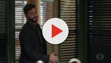 Bom Sucesso: Diogo faz chantagem para Alberto demitir Paloma