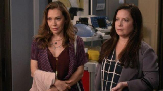 Grey's Anatomy spoiler: 'le streghe' Holly Marie Combs e Alyssa Milano insieme sul set