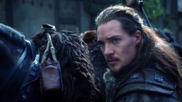 Foto da 4ª temporada de The Last Kingdom mostra novo inimigo de Uhtred