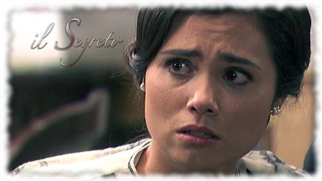 Il Segreto, puntata serale del 17 settembre: Maria rimane a Puente Viejo