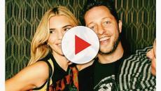Kendall Jenner arbore une chevelure blonde pour le défilé Burberry