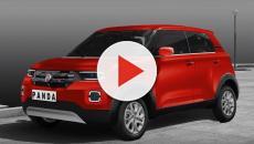 La nuova Fiat Panda in collaborazione con Trussardi e la tecnologia mobile di Wind