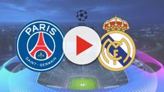 PSG x Real Madrid: transmissão ao vivo nesta quarta (18), às 16h