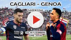 Genoa, a Cagliari senza paura, per Andreazzoli è turnover