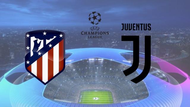 Atlético de Madrid x Juventus: transmissão ao vivo na TNT, nesta quarta (18), às 16h