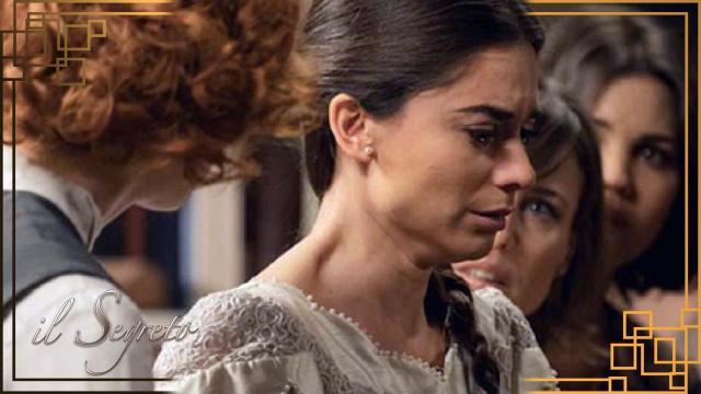 Il Segreto, anticipazioni al 18 settembre: Alvaro lascia Elsa sull'altare