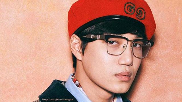 Gucci chooses Korean superstar Kai of EXO as new Global Ambassador