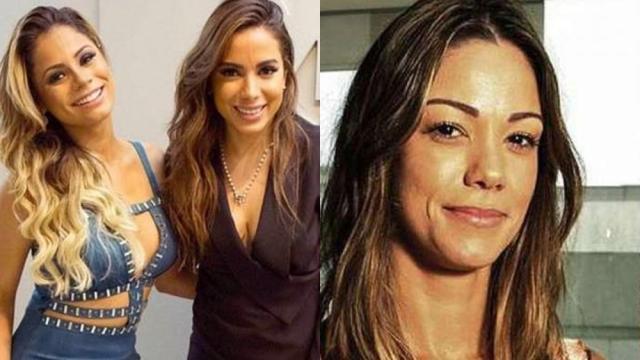 Anitta manda indireta para ex-empresária ao chamar Lexa em seu programa