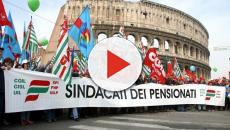 I pensionati siciliani pronti alla mobilitazione