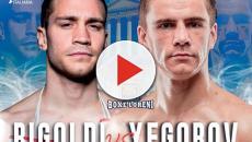 Boxe, Rigoldi contro Yegorov il 20 settembre in tv su Rai Sport e in streaming su RaiPlay