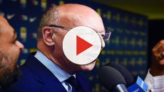 Inter, Beppe Marotta vanta Conte ai microfoni di Sky Sport: 'è un vincente'
