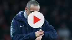 Juve, Sarri dopo il pareggio con l'Atletico Madrid: 'Ci ha lasciato l'amaro in bocca'