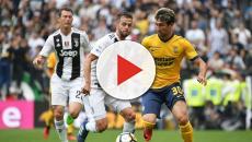 Juventus, la squadra si prepara per il match contro il Verona: possibili turnover di Sarri