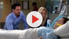 Trame americane, Beautiful: Katie deve sottoporsi ad un trapianto di rene