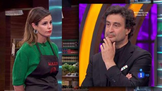 Pepe a Marta Torné: 'Si piensas que por ser mona llegarás lejos, te equivocas'