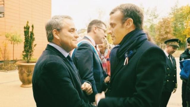 Présidentielle 2022 : Xavier Bertrand, l'homme qu'Emmanuel Macron surveille à droite