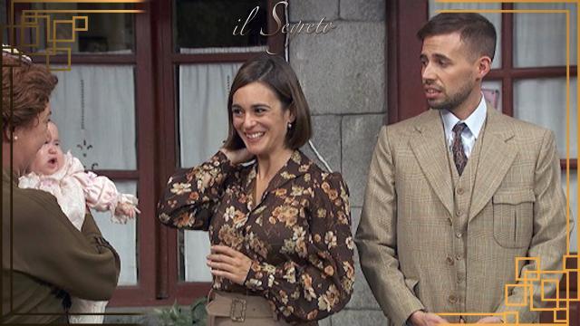 Il Segreto, anticipazioni: Gracia torna a Puente Viejo con sua figlia Belen