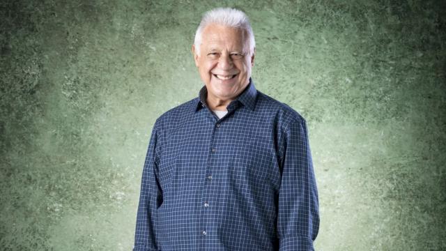 Antonio Fagundes faz piada com o rótulo de galã: 'bondade das pessoas'