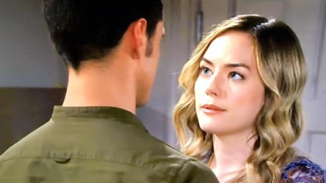 'B&B': Katie's heart troubles bring everyone together