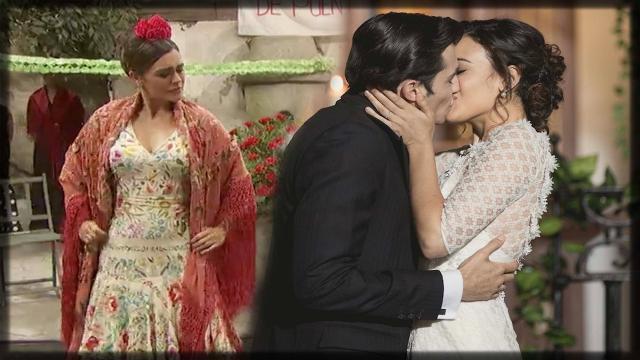 Anticipazioni Il segreto: Prudencio e Lola si sposano