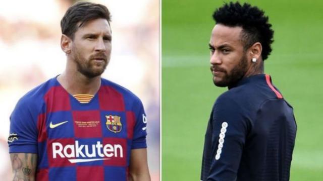 Mercato PSG : 'un pacte' lierait Neymar et Lionel Messi