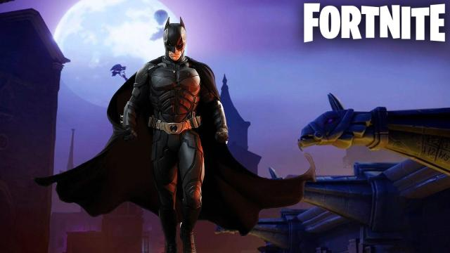 'Fortnite' Batman event leaked and it could be coming soon