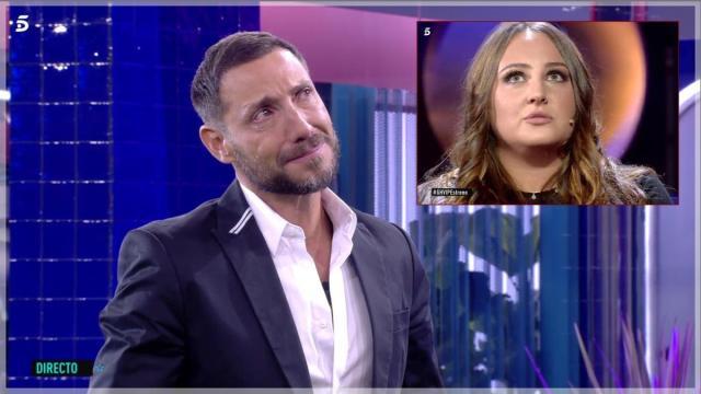 Según Antonio David, las malas influencias rompieron su relación con Rocío Carrasco