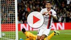 Champions League: Angel Di Maria lifts PSG past Real Madrid