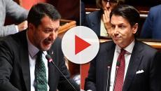 Salvini sospetta che il Premier abbia svenduto i confini per qualcos'altro