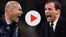 Calcio, Allegri potrebbe sedere sulla panchina del Real Madrid sostituendo Zidane
