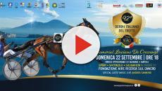 Napoli, Derby Italiano Trotto del 22 settembre: ci sarà anche la musica di Andrea Sannino
