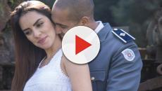 Mãe relata como está sendo vida de tenente após morte da noiva