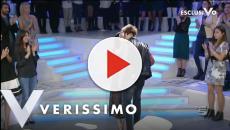 Andrea Damante a Verissimo: 'Giulia si è fidanzata subito, io sono stato male'