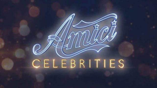 Amici Celebrities, sabato 21 settembre andrà in onda la prima puntata