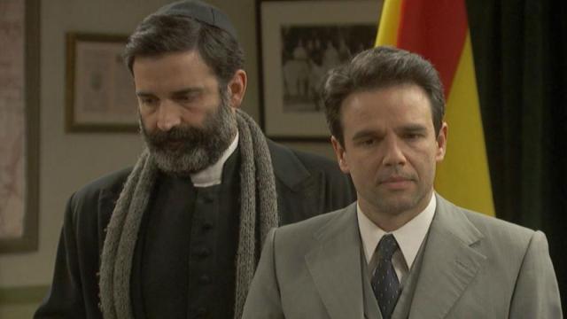 Il Segreto, spoiler 21-22 settembre: Leal e Don Berengario sul punto di essere smascherati