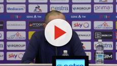 Juventus, Sarri: 'Per migliorare bisogna passare a uomo ed essere più aggressivi'