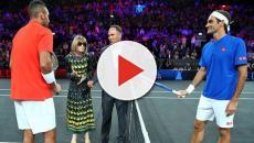 Laver Cup: Federer batte Kyrgios e riporta il Team Europe in vantaggio