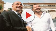 Legge Elettorale, Salvini e Zingaretti per il maggioritario: contro Di Maio e Renzi