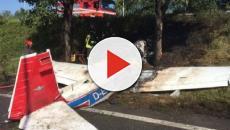 Tragedia a Bergamo, si schianta un aereo ultraleggero: muore un'adolescente
