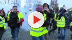 Parigi, Gilet gialli: nuovi scontri e proteste sugli Champs-Élysées