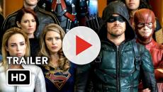 Tom Welling back on the CW for the Arrowverse's massive crossover event