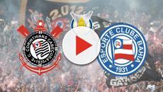 Corinthians x Bahia: transmissão ao vivo neste sábado (21), às 19h