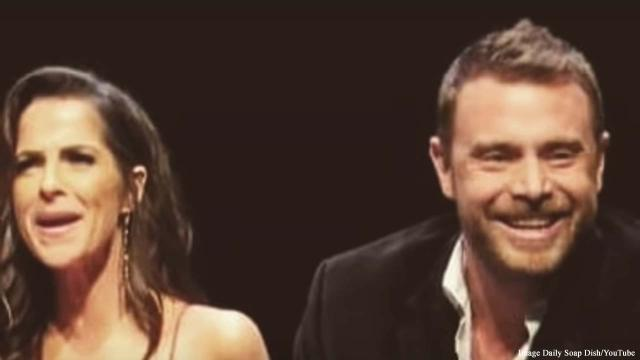 'General Hospital:' Billy Miller recently celebrated his 40th birthday with Kelly Monaco