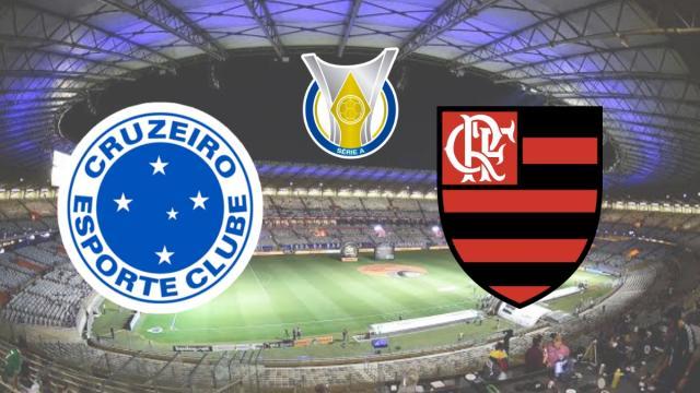 Cruzeiro x Flamengo: transmissão ao vivo neste sábado (21), às 17h