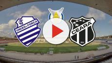 CSA x Ceará: transmissão ao vivo neste domingo (22), às 16h